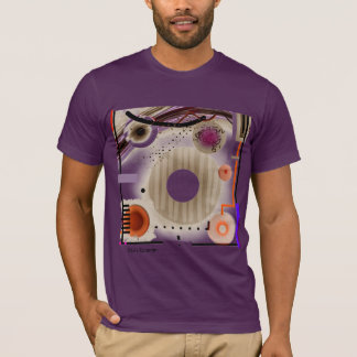Squares and Circles More or Less T-Shirt