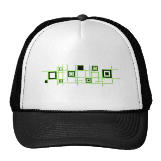 Squares and Lines (Squares and Lines) Cap