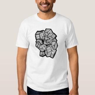 Squares EDUN LIVE Genesis Unisex Standard Crew Tee Shirt