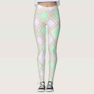 Squares game leggings