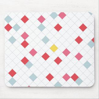 Squares Mousepad