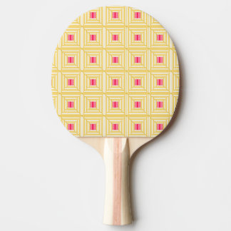 Squares Ping Pong Paddle