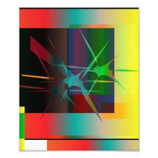 Squares Print Photo Print