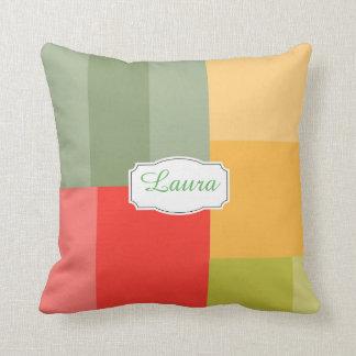 Squares&rectangles Cushion