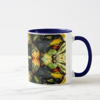 Squash Abstract Mug II