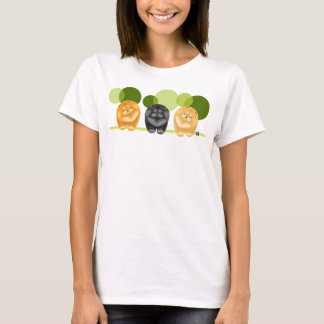 SQUASH BLOSSOM coming and going cami T-Shirt