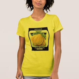 Squash Boston Marrow Card Seed Co T-Shirt