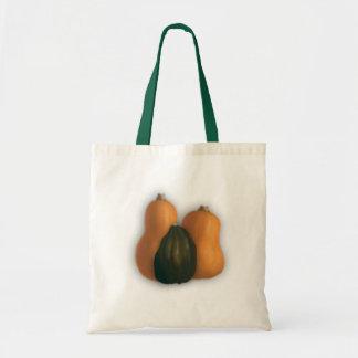 squash budget tote bag