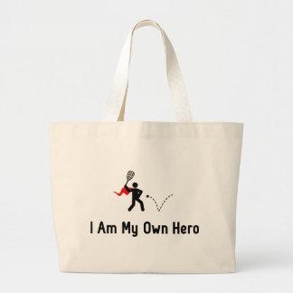 Squash Hero Jumbo Tote Bag