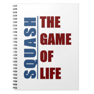 Squash the game of life notebook