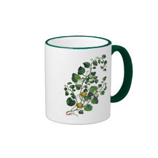 Squash Vine 4 Ringer Mug