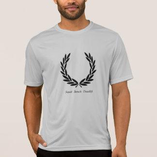 Squat bench deadlift (Ever forward) T-shirts