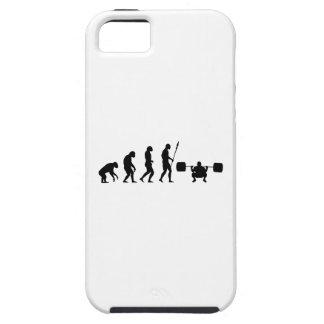 squat evolution iPhone 5 cover