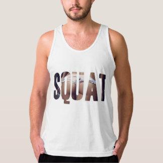 Squat Tank Tops