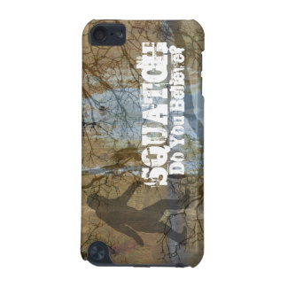 Squatch, Do You Believe iPod Touch (5th Generation) Case