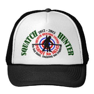 Squatch hunter cap