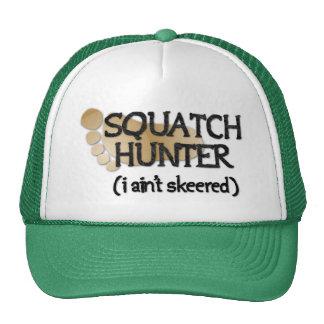 Squatch Hunter: I ain't skeered Cap
