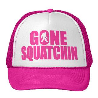 SQUATCH like a PRO in Bobo's GONE SQUATCHIN Hats