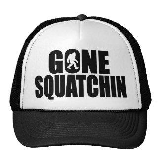SQUATCH like a PRO in Bobo's GONE SQUATCHIN Mesh Hats