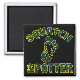 Squatch Spotter Refrigerator Magnets