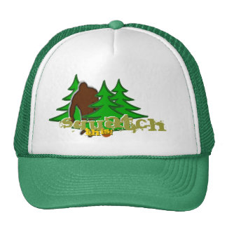 Squatch This! Trucker Hats