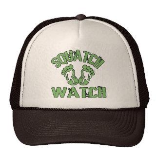 Squatch Watch Trucker Hats