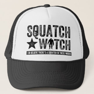 Squatch Watch - I believe Trucker Hat