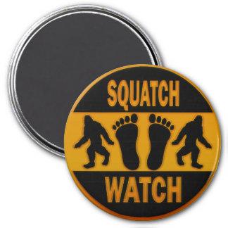 Squatch Watch Fridge Magnet