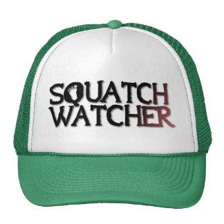 Squatch Watcher Trucker Hat
