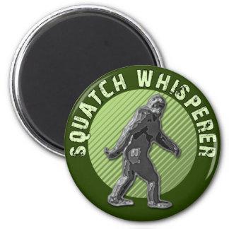 Squatch Whisperer Magnet