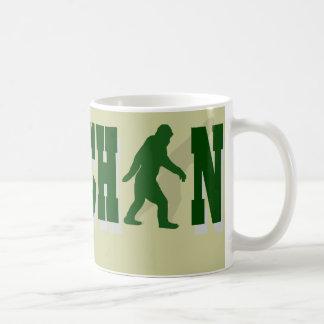 Squatchin Basic White Mug