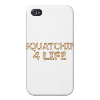 Squatchin For Life Case For The iPhone 4