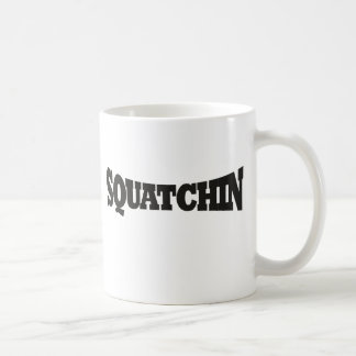 Squatchin Coffee Mug