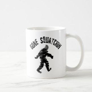 Squatchin' Coffee Mugs
