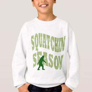 Squatchin Season Sweatshirt