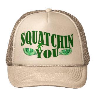 Squatchin you cap