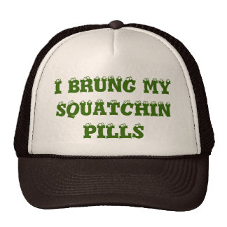 Squatching Hat