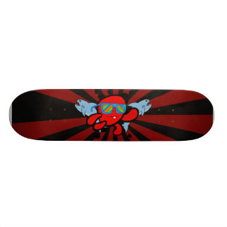 squeaker the awesome skate decks