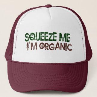 Squeeze Me Organic Trucker Hat