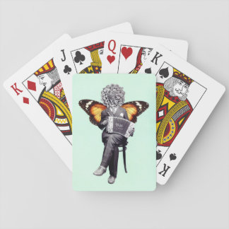 Squeezebox Playing Cards