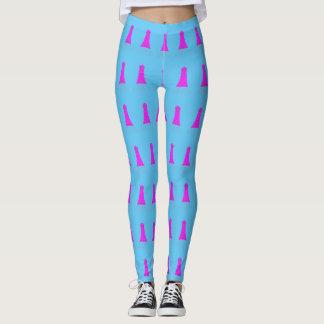 Squid alien print leggings