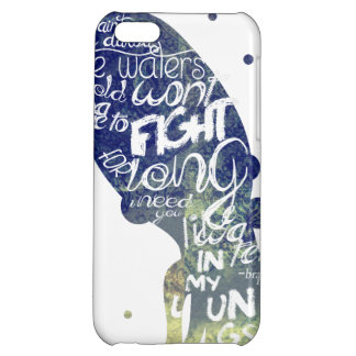 Squid typography - Brand New Quote Iphone 5 Case For iPhone 5C