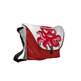 Squid Vendetta Courier Bags
