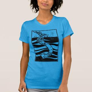 Squid Wrecked Tshirt