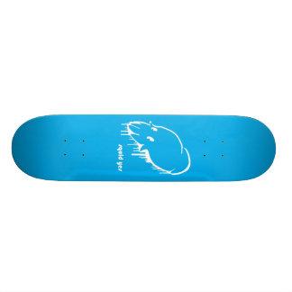 Squid Yes! 20.6 Cm Skateboard Deck
