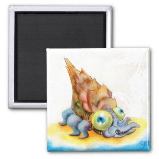SquidilyCrab Magnet