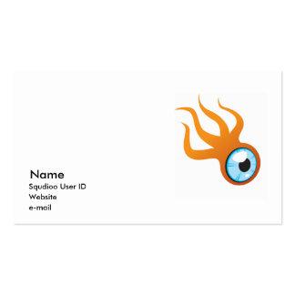 Squidoo Business Card