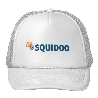 Squidoo Hat. Cap