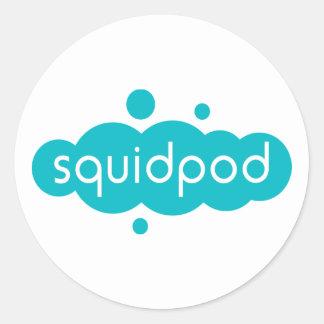 squidpod stickers