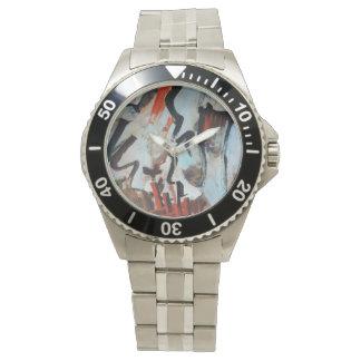 Squiggle O'Clock Watch